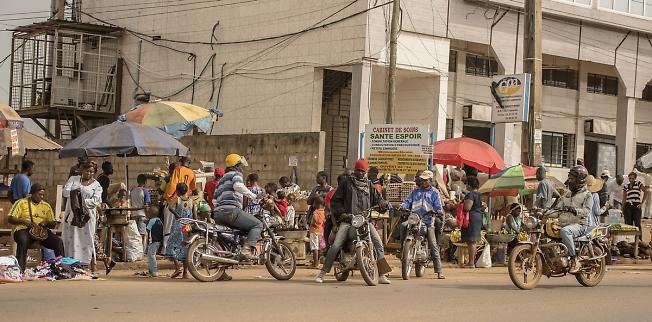 Африка Будни КАМЕРУН