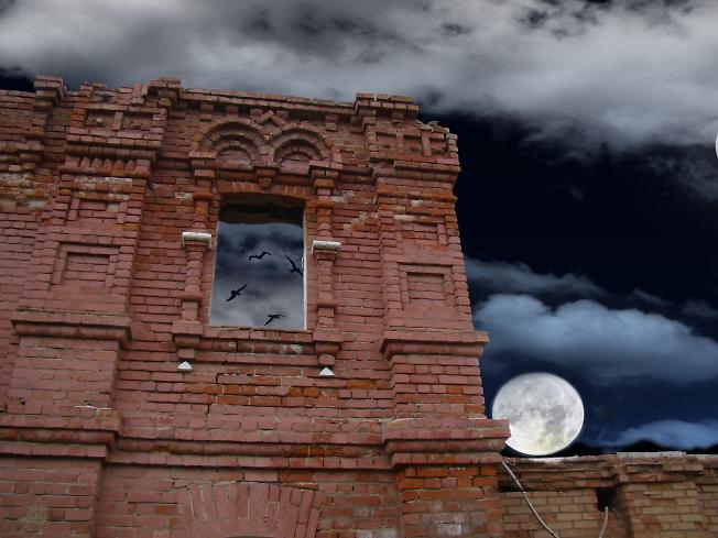Прилунилась или дом для Луны