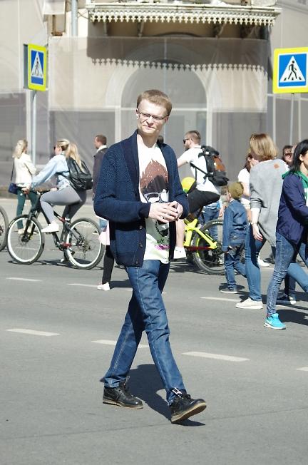 Дежавю, или человек, гуляющий сам по себе