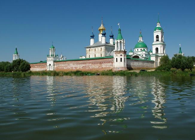 Ростов Великий. (В довесок к снимку М.В.)