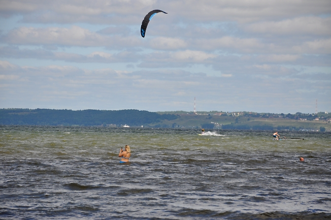 Сэлфи на озере