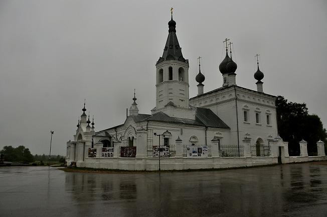 Непогода в Годеново