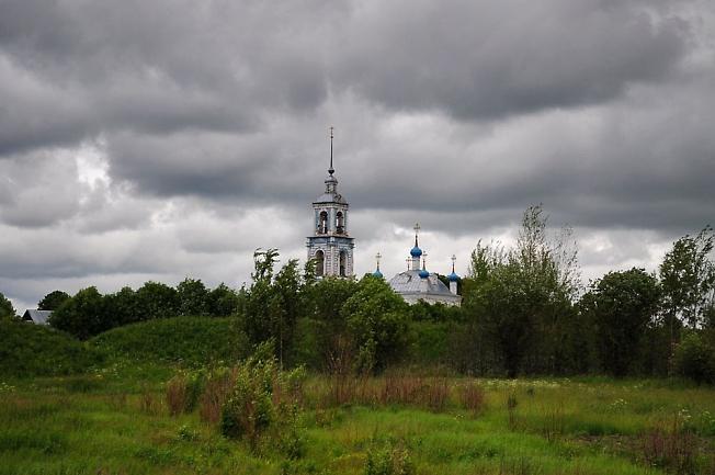 Переславль. Старая церковь