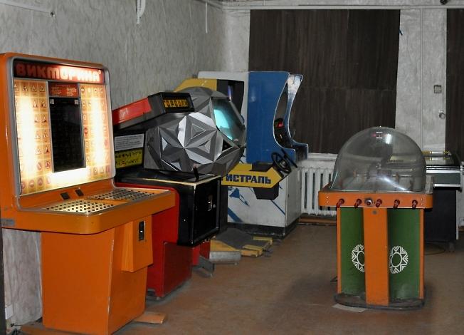Любителям игровых автоматов