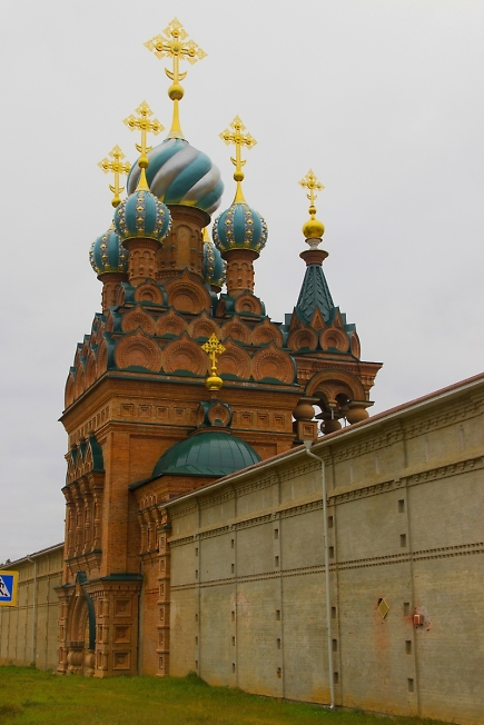 Николо- Солбенский женский монастырь