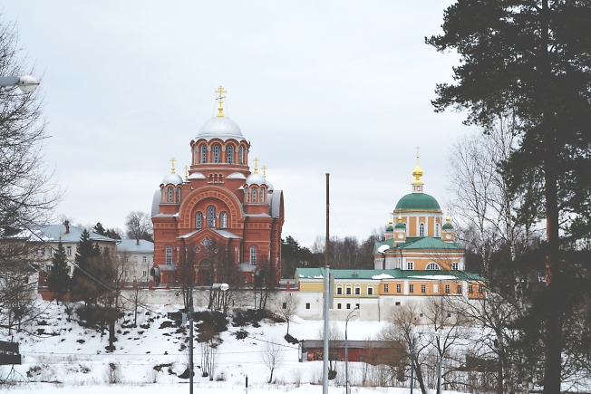 Покровский монастырь г. Хотьково