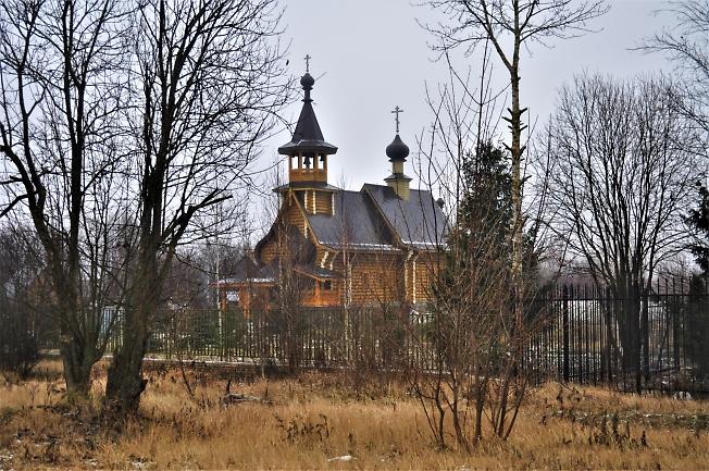 Церковь Пантелеимона Целителя при ЦРБ