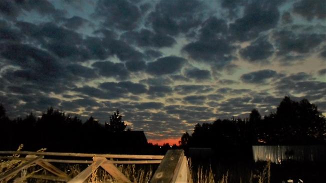 Необыкновенное небо