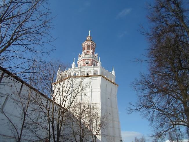 Уточья башня Лаврской крепостной стены