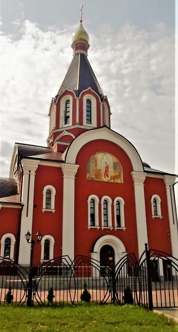 Храм св мц Татианы,  Москва