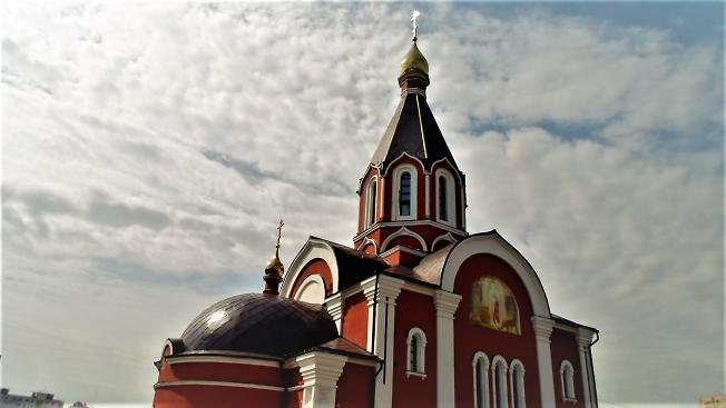 Храм св.мц. Татианы Римской, г. Москва