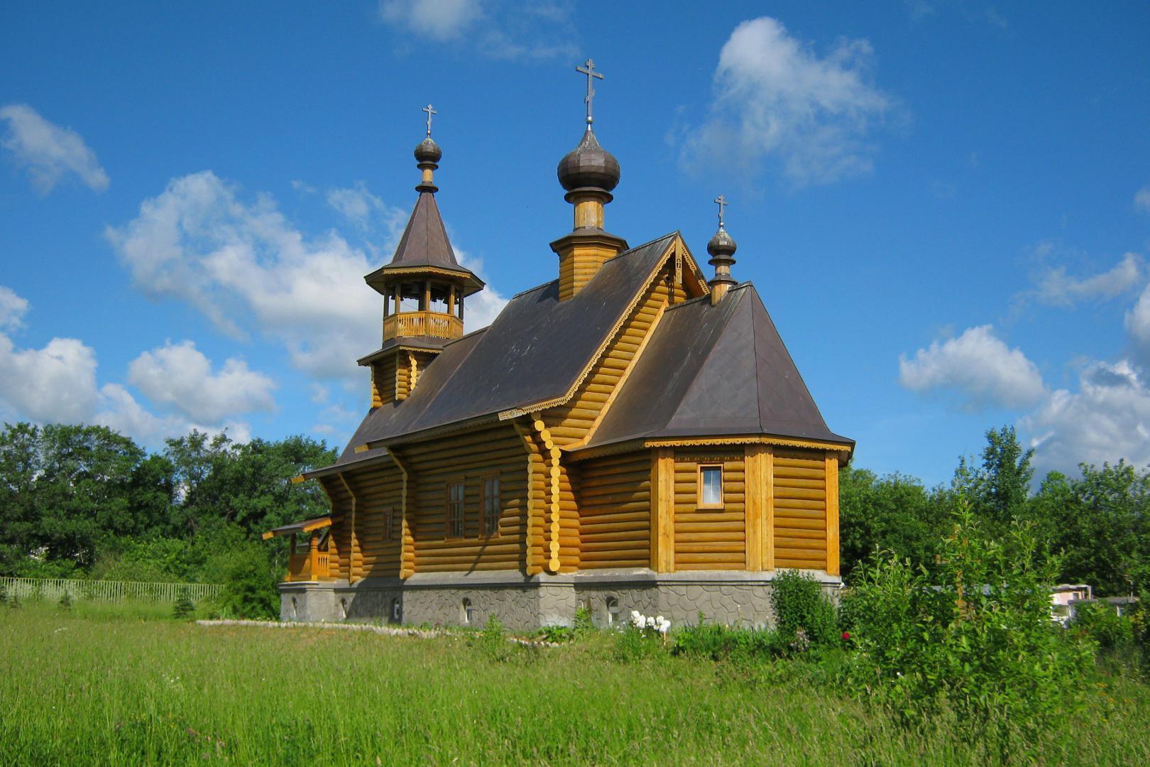 Церкви и храмы пантелеймона 1 фотография
